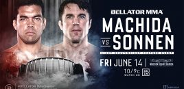 Bellator 222: Machida vs Sonnen Takes Place Inside MSG on 6/14