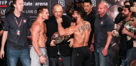 Bellator 221: Chandler vs Pitbull (photos)