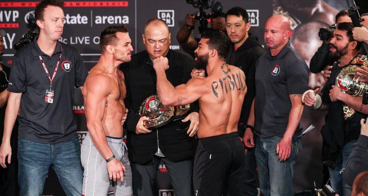 Bellator 221: Chandler vs Pitbull (photos)