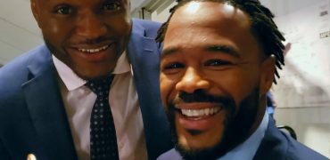 "Former UFC Champ ""Suga"" Rashad Evans Surprised By UFC Hall Of Fame Induction!"