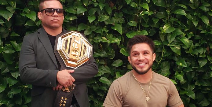 UFC 238: Henry Cejudo On Moraes Title Fight, P4P Rankings, Dating Nikki Bella + Chael's Advice