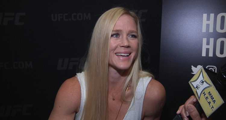 Holly Holm On UFC 239 Title Fight With Nunes, Dance Videos With Waterson, Her Ground Game + More!