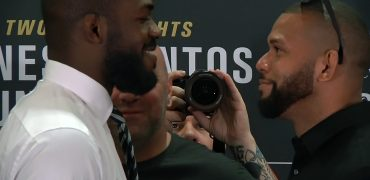 UFC 239 Staredowns: Jones vs Santos + Nunes vs Holm, Sanchez vs Chiesa + More!