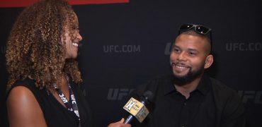 "UFC 239's Thiago ""Marreta"" Santos Compares Fighting Jon Jones + Jumping Out Of Airplanes"