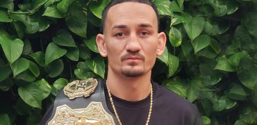 "UFC Featherweight Champ Max Holloway Talks About Fighting Frankie Edgar, ""A Legend,"" at UFC 240"