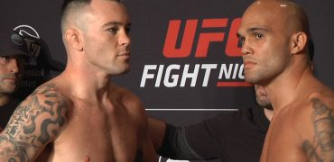 UFC Fight Night: Covington vs Lawler Official Face-Offs (HD)