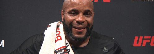 UFC Heavyweight Champ Daniel Cormier On Miocic Rematch, Jones Trilogy + Velasquez Tag Team