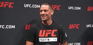Nate Diaz Talks Game Up CBD, His Brother Nick Diaz's Influence + Fighting Pettis At UFC 241