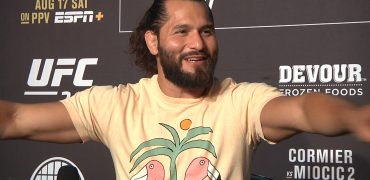 Jorge Masvidal Would Fight Conor, Nate, Colby: Basically, Anyone Who's A Money Fight!