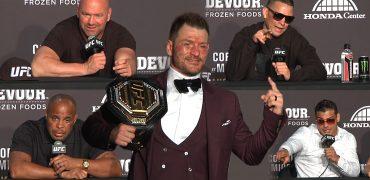 UFC 241 Post-Fight Presser: #AndNew Champ Stipe Miocic, Daniel Cormier, Nate Diaz + Costa (LIVE!)