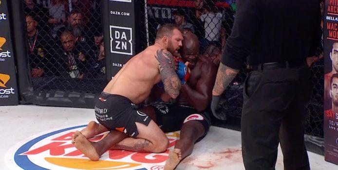 Bellator 226: Ryan Bader vs Cheick Kongo Heavyweight Championship Highlights + Results