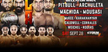 Bellator 228 Machida vs Mousasi Post-Fight Presser: (LIVE!)