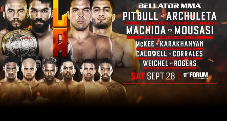 Bellator 228 Machida vs Mousasi Post-Fight Presser: (LIVE!)