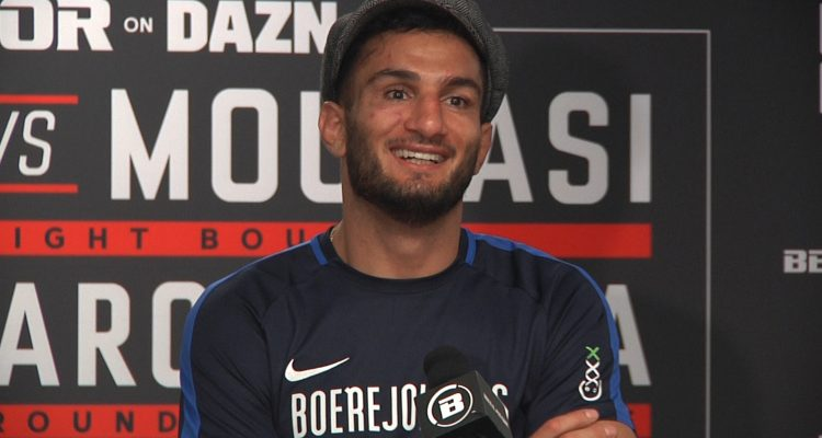 "Gegard Mousasi On Rafael Lovato Jr + PEDs: ""Not Just A Little Bit Of Steroids ...Monkey Steroids!"""