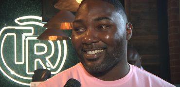 No Wrong Answers: UFC's Rumble Johnson Talks Karate Kid Leg Sweep, Dream Cars & Trolling On IG