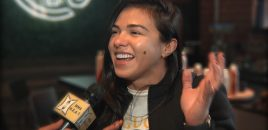 No Wrong Answers: UFC's Claudia Gadelha Talks Favorite Athlete, Liking/Not Liking Surprises + More!