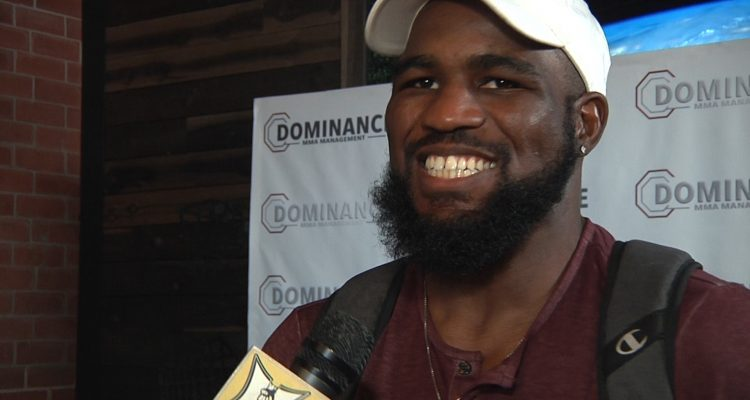 No Wrong Answers: UFC's Corey Anderson On Fast Food, The Spice Girls & Will Smith Movies