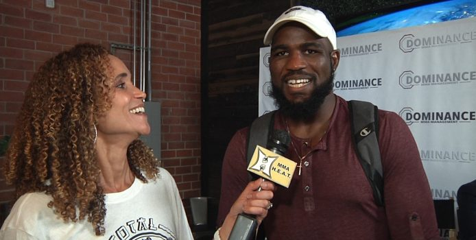 UFC 244's Corey Anderson On Johnny Walker, REAL Fans, Smack Talk + That Elusive Title Shot