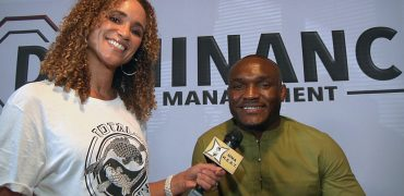 Champ Kamaru Usman Talks Wild ESPN Interview With Colby, 1 Fight He Declined + UFC Africa