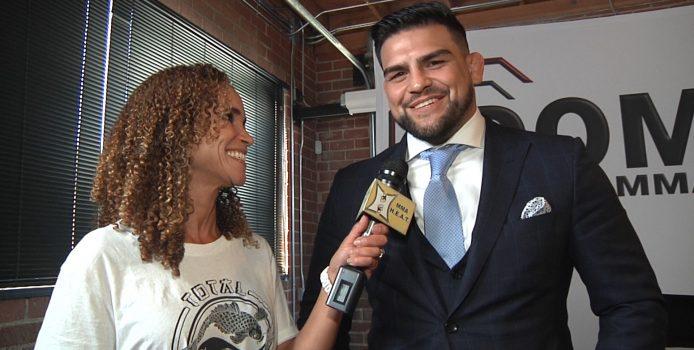 UFC 244's Kelvin Gastelum Says Darren Till Initially Declined To Fight Him