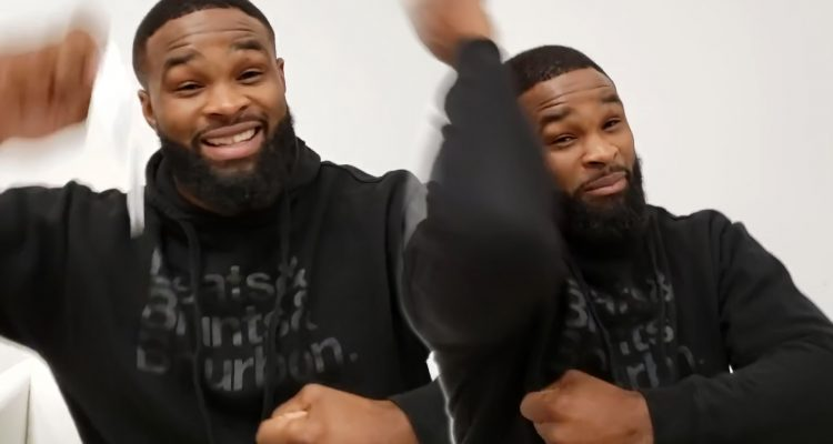 No Wrong Answers: UFC's Tyron Woodley Talks Thanksgiving, Karate Kid + Lauryn Hill!