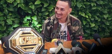 UFC Featherweight Champ Max Holloway On Fighting Alexander Volkanovski at UFC 245 (LIVE!)