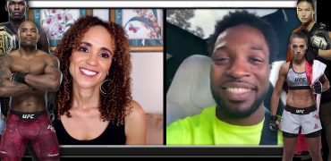 UFC 248: Comedian Preacher Lawson Explains Why Champs Adesanya & Zhang Will Keep Their Titles