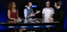 🔴 MMA H.E.A.T. Podcast #237: ESPN Anchor Karyn Bryant Talks About Working UFC Brasilia Show During Coronavirus
