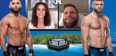 UFC 249: Calvin Kattar Knows He & Jeremy Stephens Are The Perfect Fight During COVID-19 Outbreak