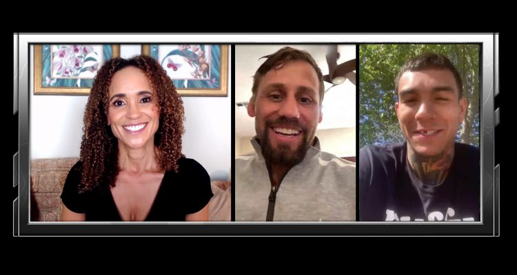 UFC's Andre Fili & Urijah Faber Discuss Their Film Green Rush: A Thriller Set On A Cannabis Farm