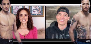 MMA H.E.A.T. Podcast #240: Ferguson vs Gaethje Interim Title Fight at UFC 249; Ozark + Netflix Recommendations