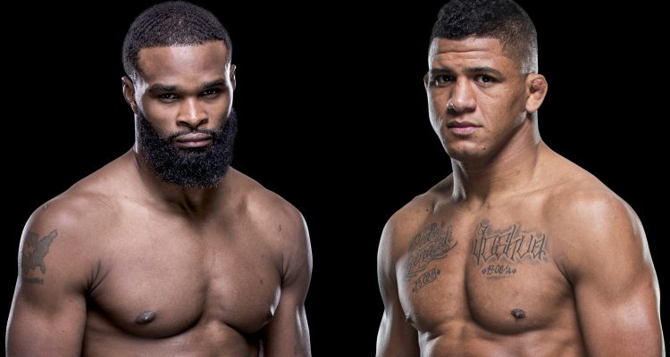 MMA H.E.A.T. Podcast #246: UFC Fight Night: Woodley vs Burns Preview