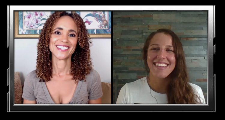 Felicia Spencer On UFC 250 Title Fight With Nunes, COVID Fight Camp & Beauty In WMMA