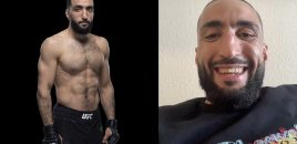 No Wrong Answers: UFC's Belal Muhammad On Class Clowns, Post-Fight Rewards + His Favorite Song