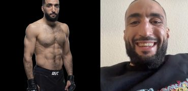 No Wrong Answers: UFC's Belal Muhammad On Class Clowns, Post-Fight Rewards & His Favorite Song
