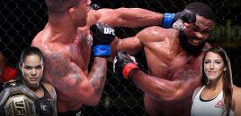 🔴 MMA H.E.A.T. Podcast #247: Gilbert Burns Defeats Tyron Woodley At UFC Vegas, UFC 250 Preview