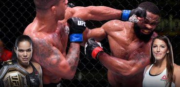 MMA H.E.A.T. Podcast #247: Gilbert Burns Defeats Tyron Woodley At UFC Vegas, UFC 250 Preview