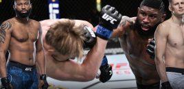 🔴 MMA H.E.A.T. Podcast #249: Blaydes + Emmett Win Big, Cornerman Controversy at UFC Vegas 3