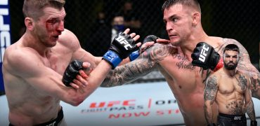 MMA H.E.A.T. Podcast #250: Potential FOTY Between Poirier & Hooker, Perry Beats Gall at UFC Vegas
