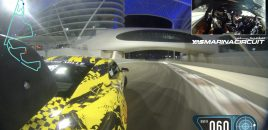 UFC Fight Island 3: Karyn Bryant's Drift Car Experience At Yas Marina Circuit!