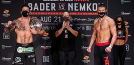 Bellator 244: Bader vs. Nemkov (photos)