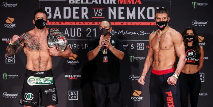 Bellator 244: Bader vs. Nemkov (photos)