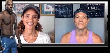 MMA H.E.A.T. Podcast #255: Brunson TKOs Shahbazyan, Maia Submits Calderwood At UFC Vegas 5