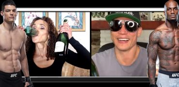 MMA H.E.A.T. Podcast #269: Champagne Podcast Celebrating Alan Jouban's Win At UFC 255!