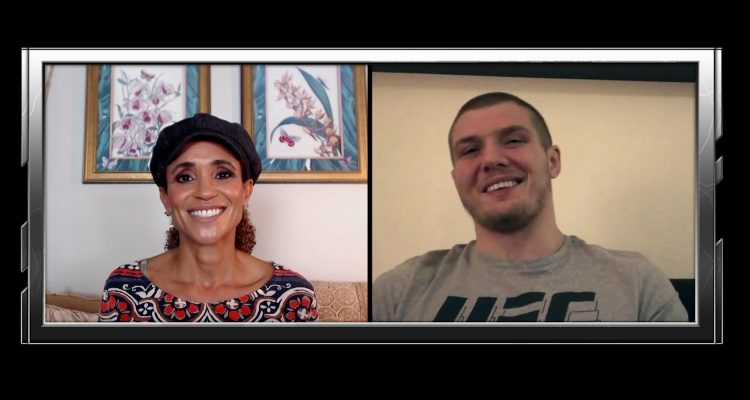 Marvin Vettori Talks UFC Main Event, Hermansson's Overconfidence, Izzy Rematch + Training Like Tyson