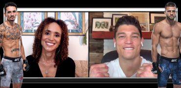 MMA H.E.A.T. Podcast #274: Holloway vs Kattar, Condit vs Brown UFC Fight Island 7 Preview